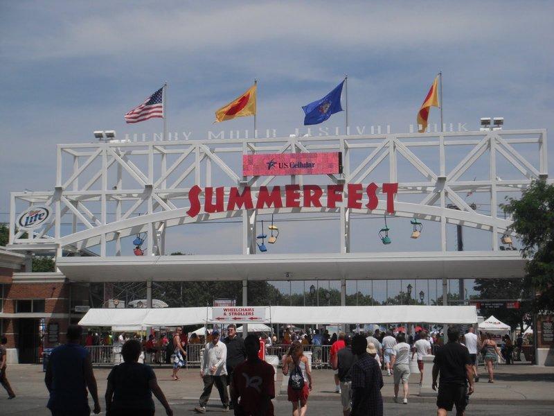Crowne Plaza Milwaukee West-Summerfest- Worlds Largest Music Festival<br/>Image from Leonardo