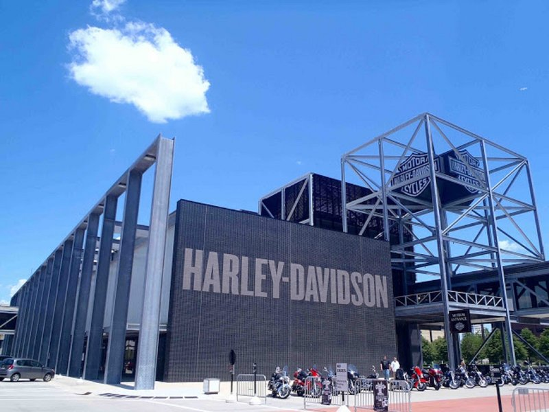 Crowne Plaza Milwaukee West-Tour Harley Davidson Museum- Milwaukee Attraction<br/>Image from Leonardo