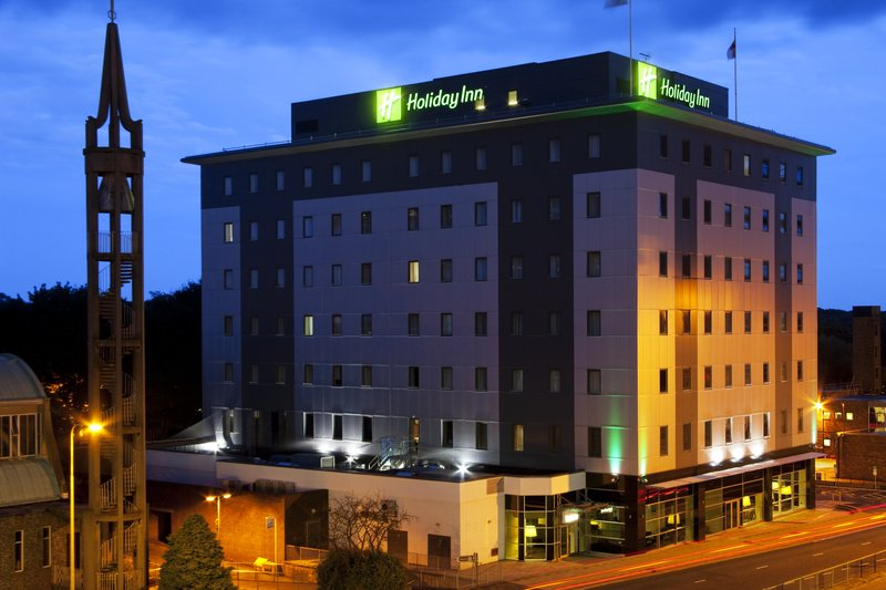 Holiday Inn Stevenage-Evening at Holiday Inn Stevenage<br/>Image from Leonardo