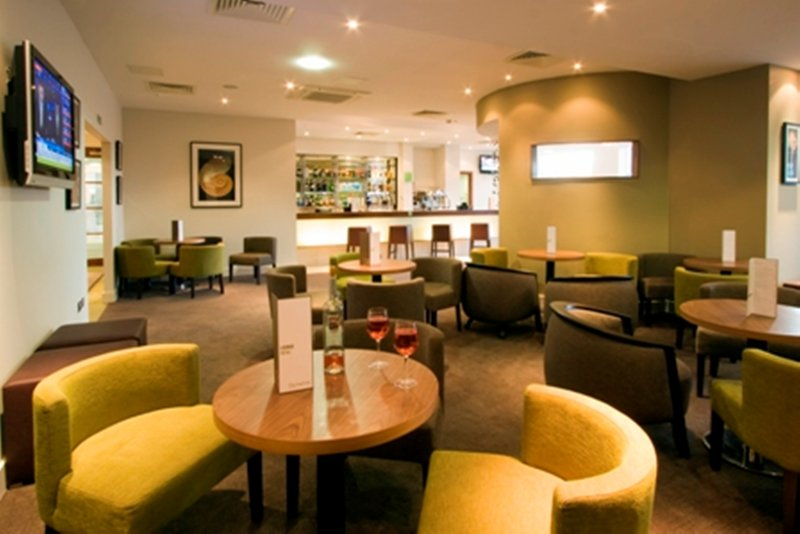 Holiday Inn Stevenage-Relaxing, informal, Destinations bar with Sky TV Sports<br/>Image from Leonardo