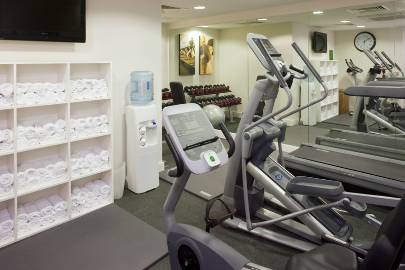 Holiday Inn Stevenage-Modern and state of the art mini gym<br/>Image from Leonardo