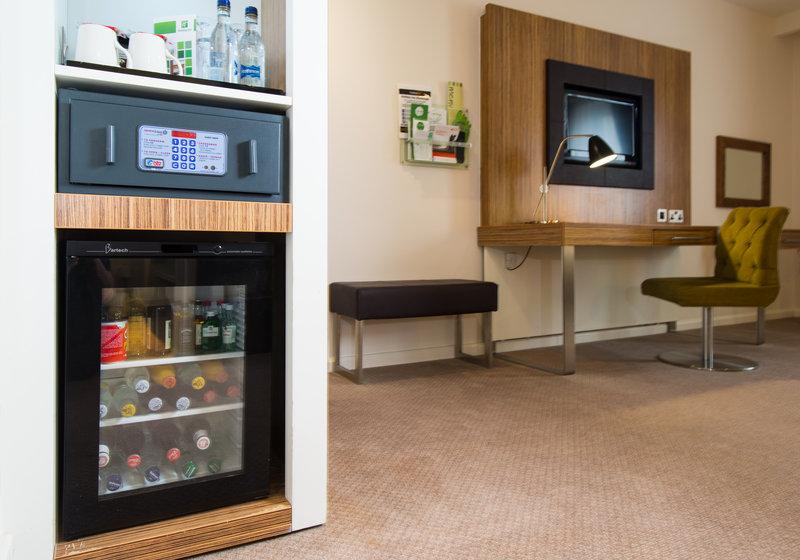 Holiday Inn Stevenage-In room stocked Mini Bar<br/>Image from Leonardo