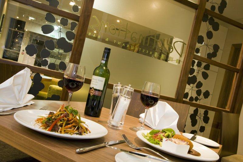 Holiday Inn Stevenage-Destinations Restaurant<br/>Image from Leonardo