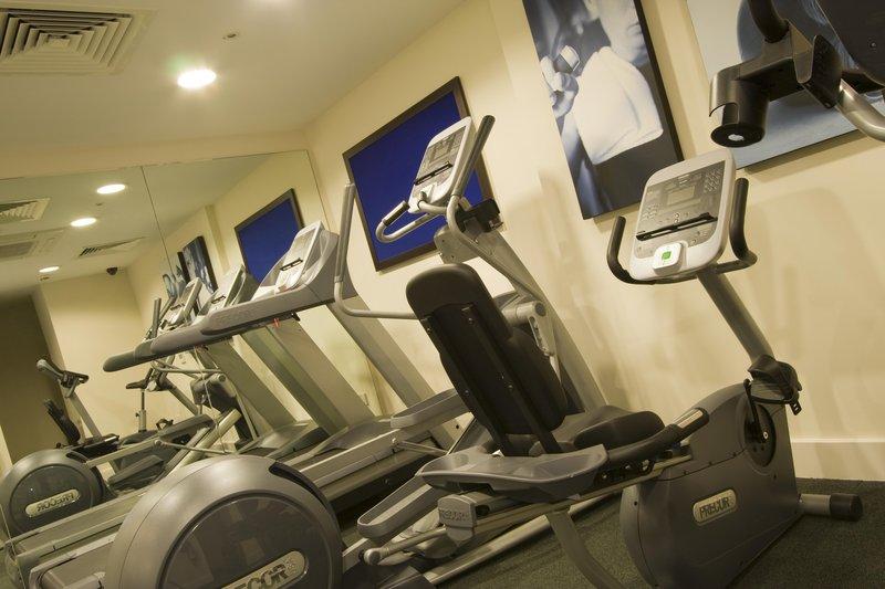 Holiday Inn Stevenage-Fitness Center Equipment<br/>Image from Leonardo