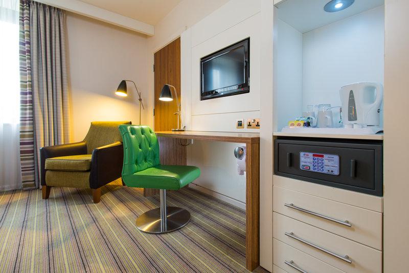 Holiday Inn Stevenage-In Room Laptop safe<br/>Image from Leonardo