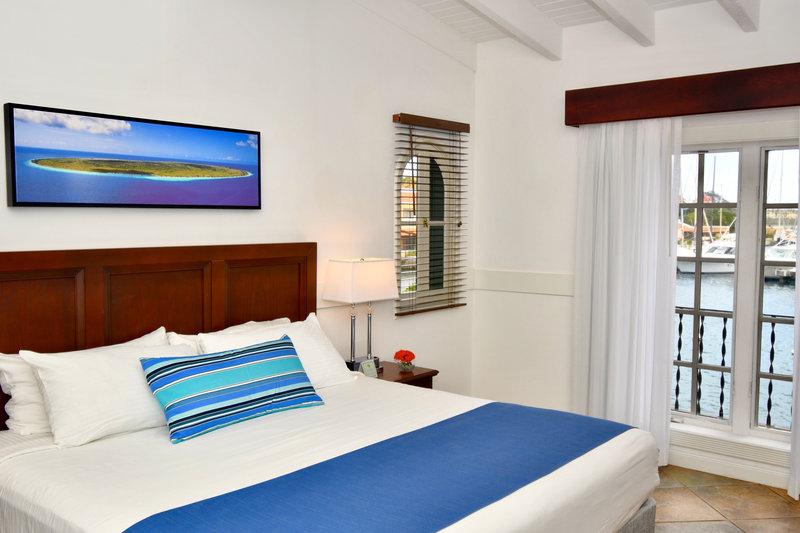Harbour Village Beach Club-Marina View Room<br/>Image from Leonardo