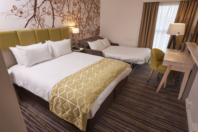 Holiday Inn Northampton West M1, Jct 16-Guest Room<br/>Image from Leonardo