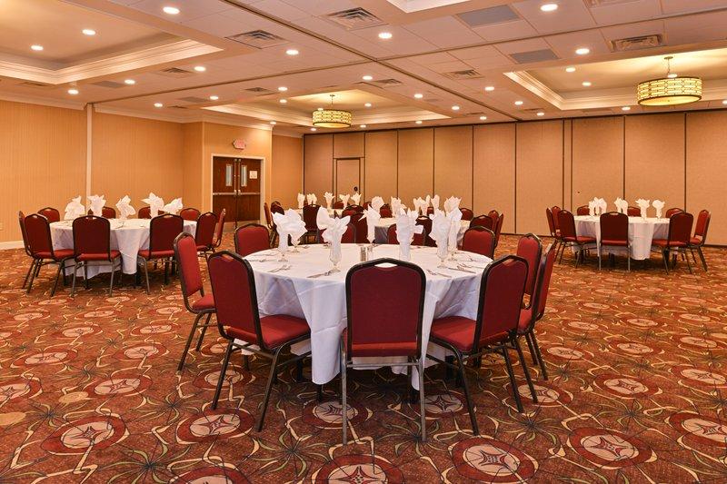 Holiday Inn New London - Mystic Area-Meeting Room<br/>Image from Leonardo