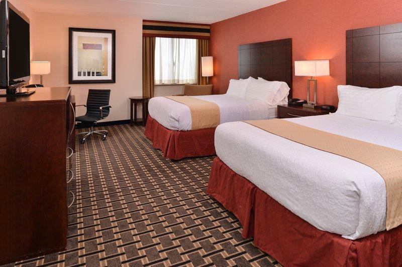 Holiday Inn New London - Mystic Area-Guest Room<br/>Image from Leonardo