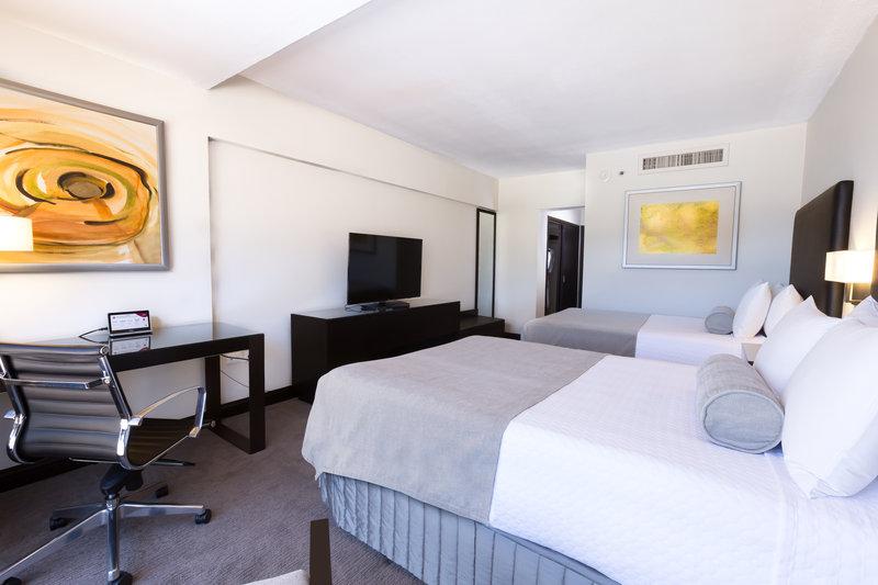 Crowne Plaza San Salvador-Double Beds Room<br/>Image from Leonardo