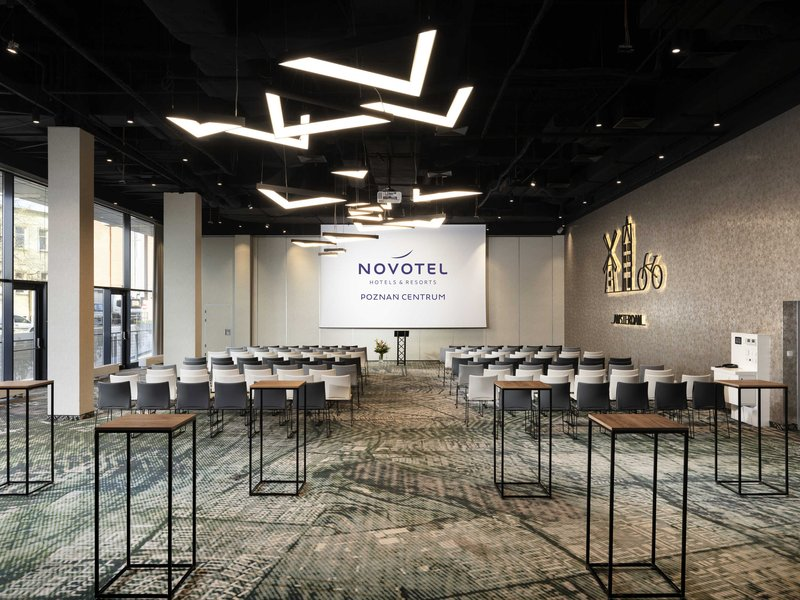 Novotel Poznan Centrum-Meeting Room<br/>Image from Leonardo