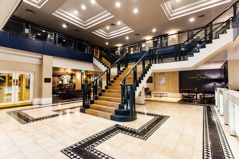 Crowne Plaza Leeds-Grand Staircase<br/>Image from Leonardo