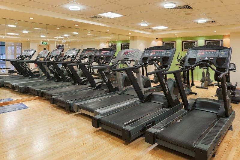 Crowne Plaza Leeds-Fitness Center<br/>Image from Leonardo