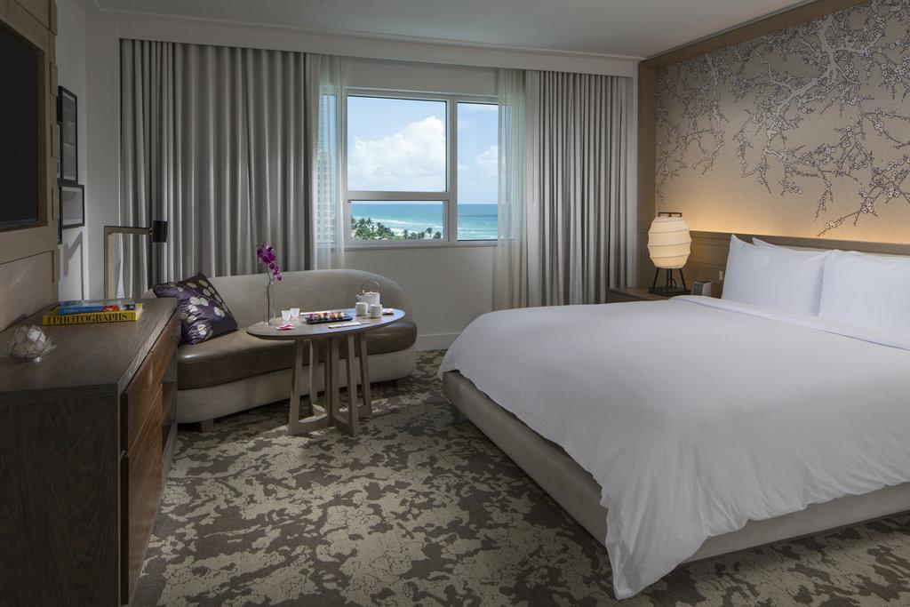 Nobu Hotel Miami Beach - Deluxe Bay View <br/>Image from Leonardo
