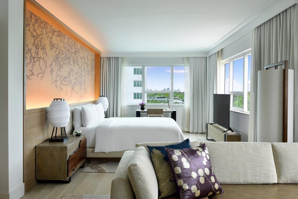 Nobu Hotel Miami Beach - Junior Suite King Bay View <br/>Image from Leonardo