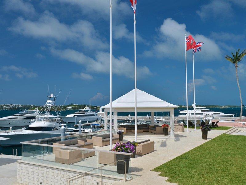 Hamilton Princess & Beach Club-Exterior<br/>Image from Leonardo