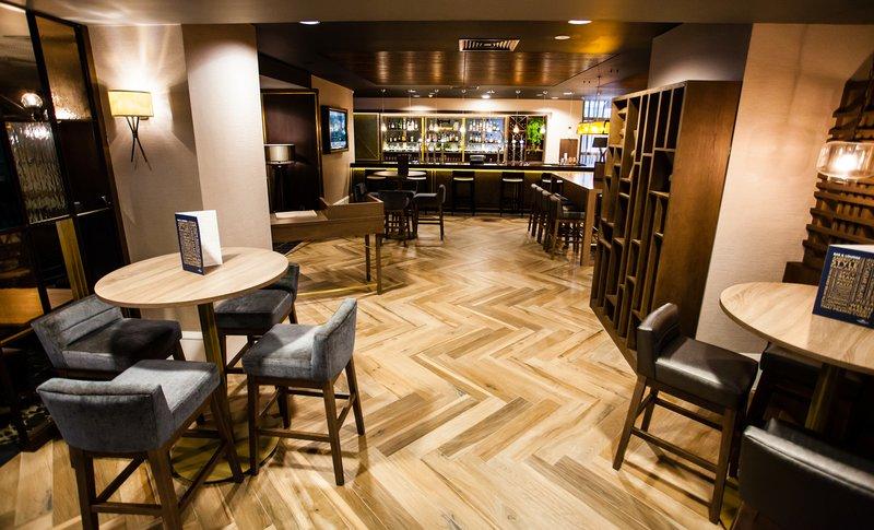 Crowne Plaza Leeds-Bar & Kitchen @ LS1 Entrance<br/>Image from Leonardo