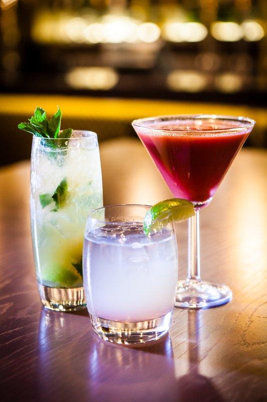 Crowne Plaza Leeds-Cocktails<br/>Image from Leonardo