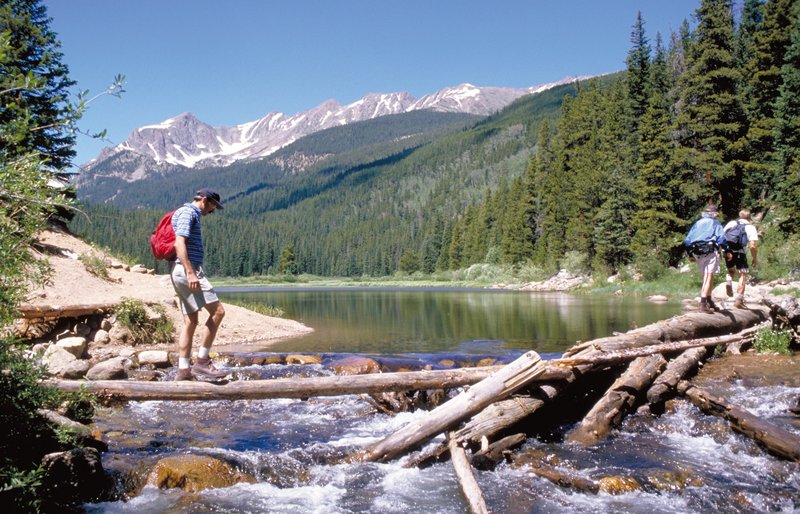 Crowne Plaza Denver Airport Convention Center-Hiking in the Denver Mountains<br/>Image from Leonardo