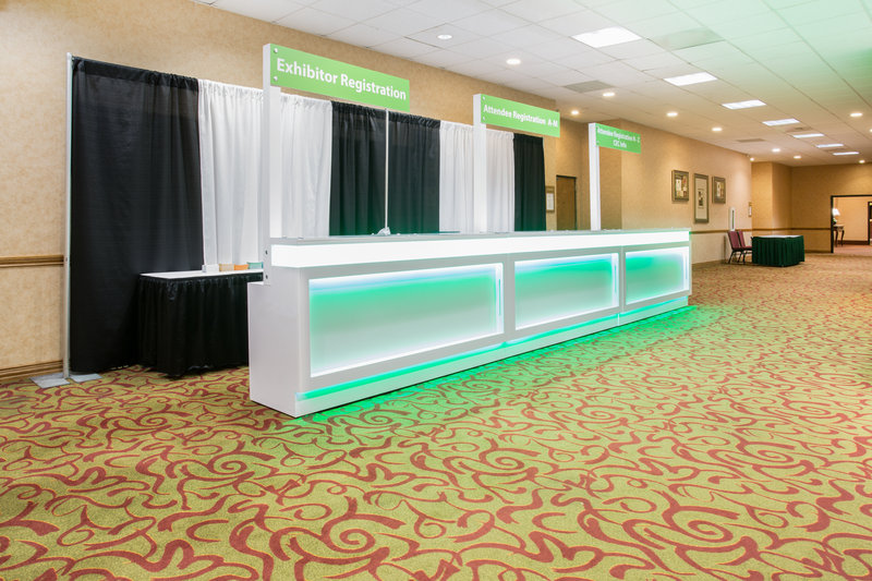 Crowne Plaza Denver Airport Convention Center-Pre-function Area<br/>Image from Leonardo