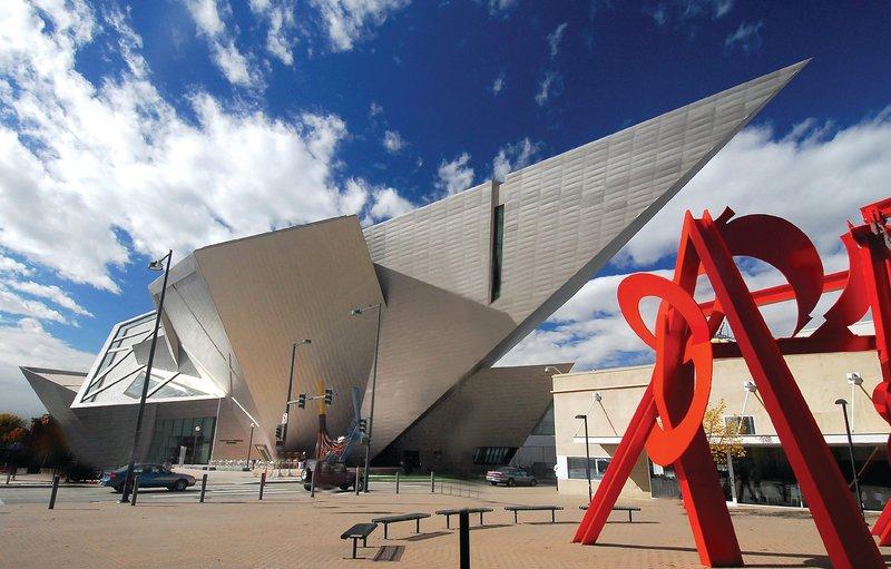 Crowne Plaza Denver Airport Convention Center-Denver Art Museum<br/>Image from Leonardo