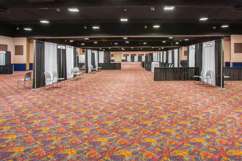Crowne Plaza Denver Airport Convention Center-Host your next trade show or convention at our Convention Hall<br/>Image from Leonardo