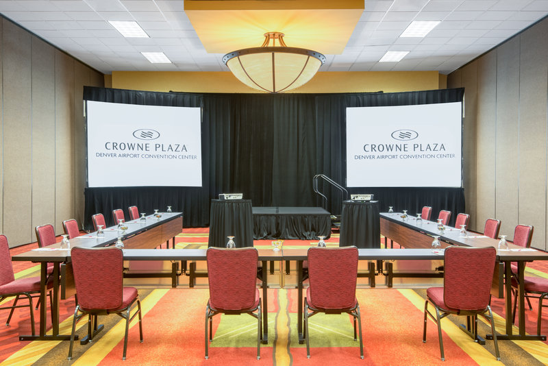 Crowne Plaza Denver Airport Convention Center-Fully-equipped Meeting Rooms and eveything you need for your event<br/>Image from Leonardo