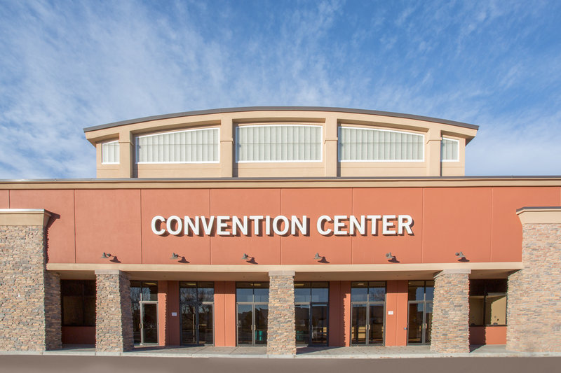Crowne Plaza Denver Airport Convention Center-Plan your conferences at our Denver Airport Convention Ctr<br/>Image from Leonardo