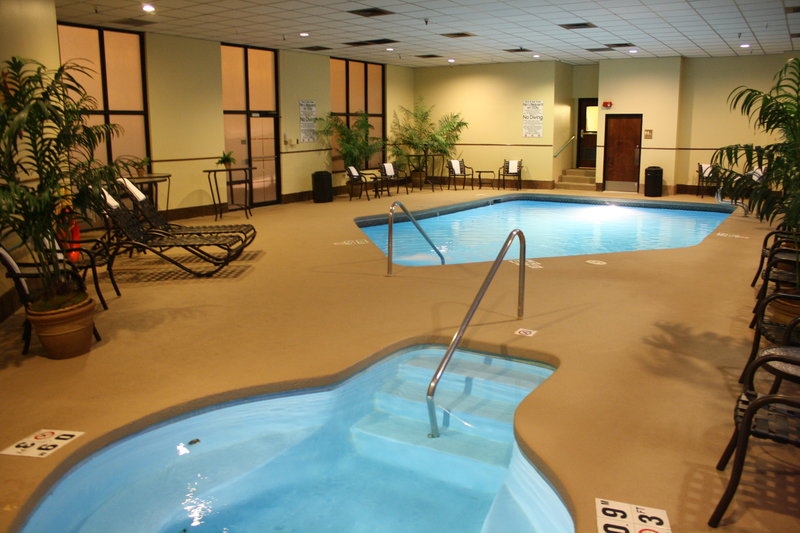 Crowne Plaza Denver Airport Convention Center-Relax in our Indoor Swimming Pool and Hot Tub<br/>Image from Leonardo
