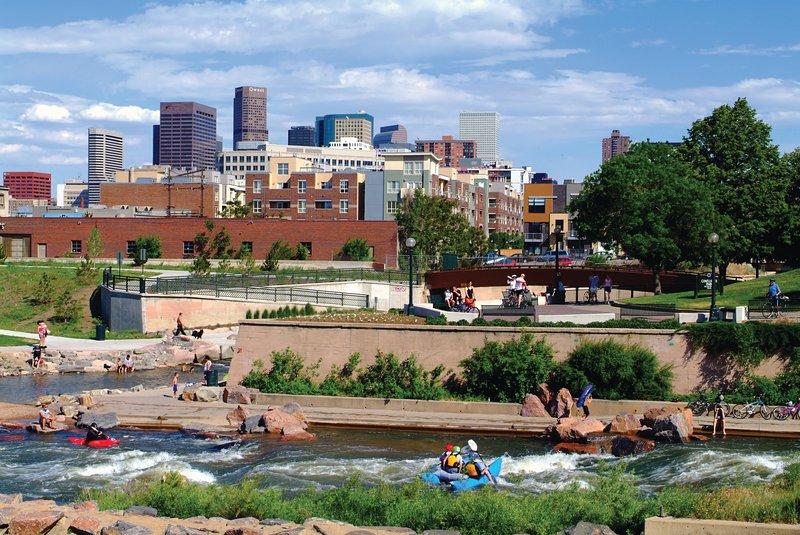 Crowne Plaza Denver Airport Convention Center-Confluence Park<br/>Image from Leonardo