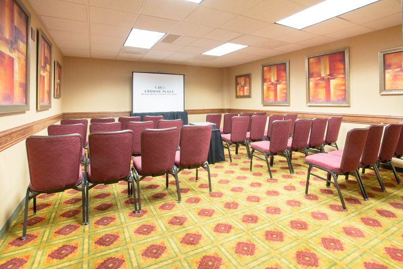 Crowne Plaza Denver Airport Convention Center-Plan your next small or large meeting at the Crowne Plaza<br/>Image from Leonardo