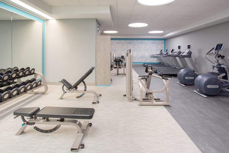 Crowne Plaza Denver Airport Convention Center-Work up a sweat in the Fitness Center.<br/>Image from Leonardo
