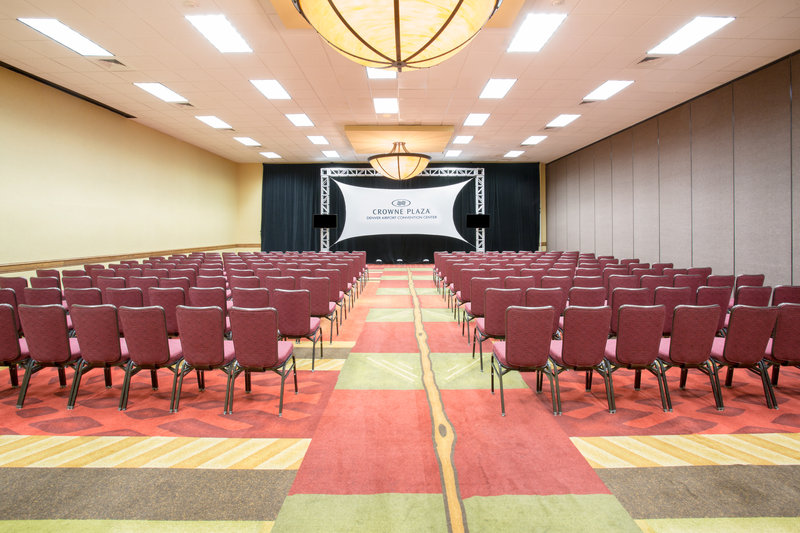 Crowne Plaza Denver Airport Convention Center-Host your Conference in one of our fully-equipped Meeting Rooms.<br/>Image from Leonardo