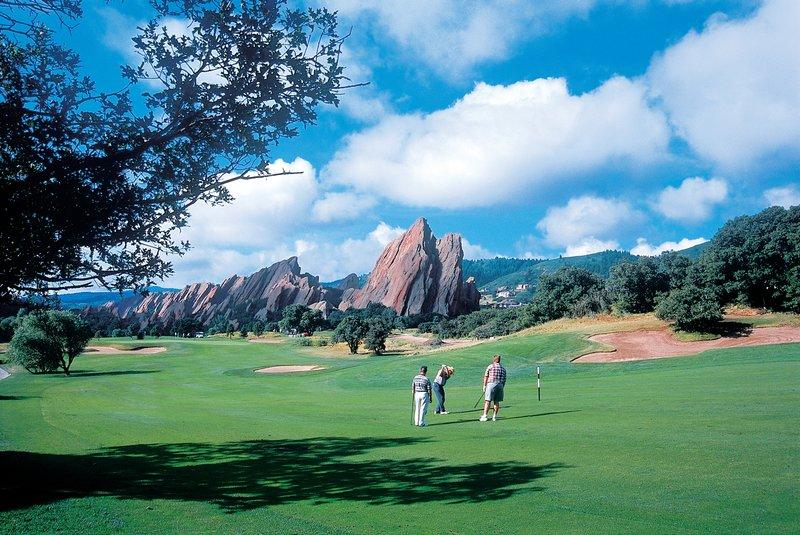 Crowne Plaza Denver Airport Convention Center-Arrowhead Golf<br/>Image from Leonardo