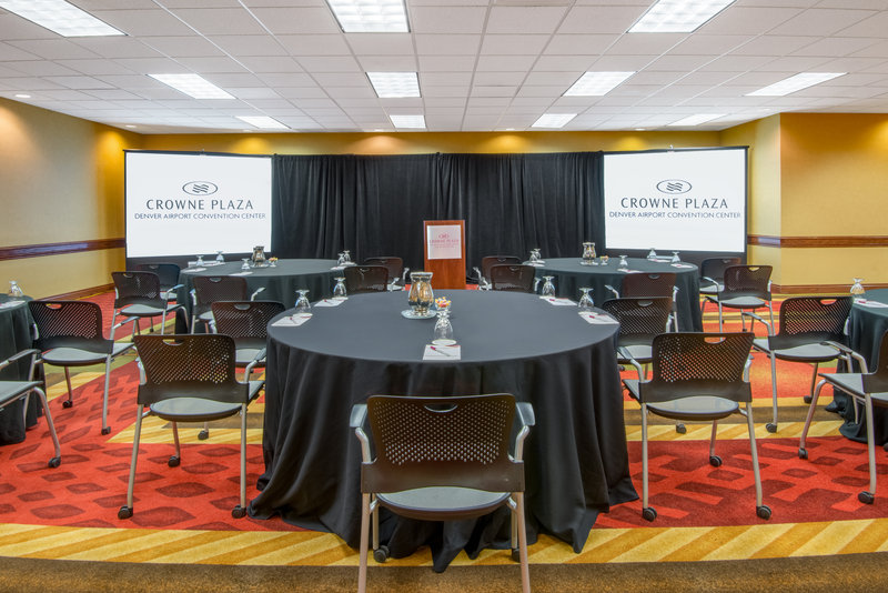 Crowne Plaza Denver Airport Convention Center-Our hotel can accommodate nearly any size event<br/>Image from Leonardo