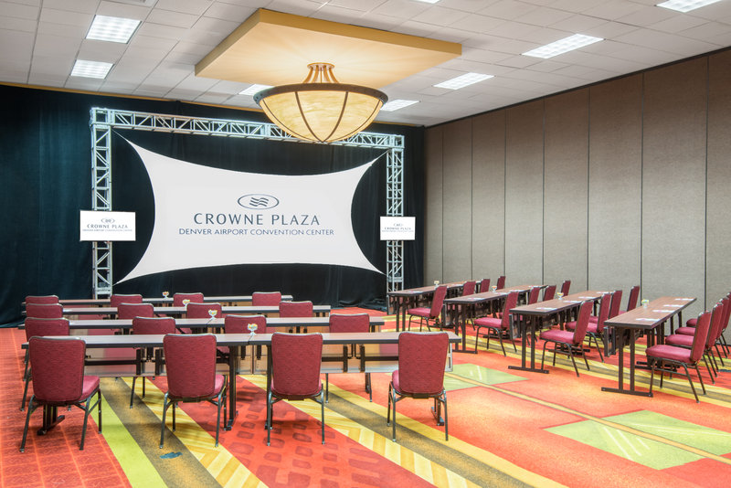 Crowne Plaza Denver Airport Convention Center-Crowne Plaza with over 84,000 sq. ft. of customizable space<br/>Image from Leonardo