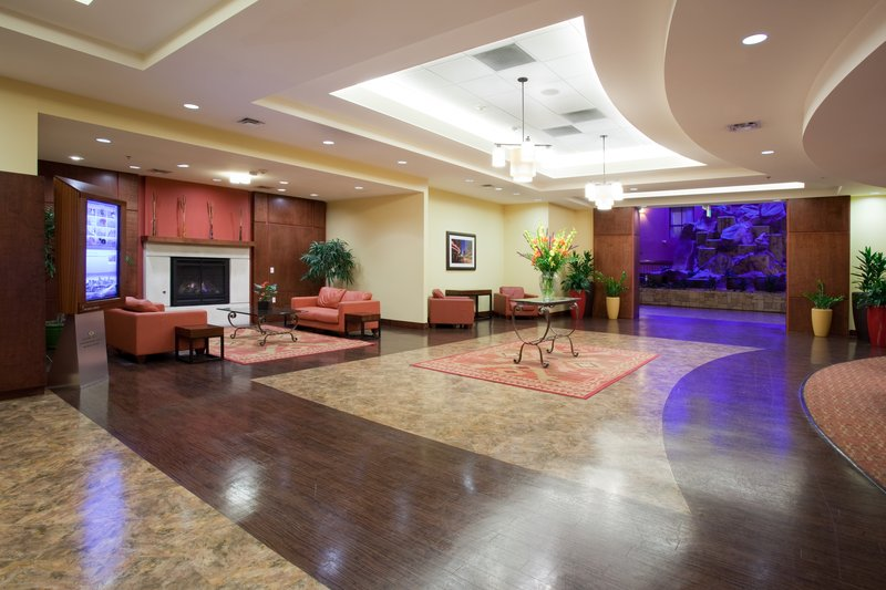Crowne Plaza Denver Airport Convention Center-Meet up with friends in our hotel lobby<br/>Image from Leonardo