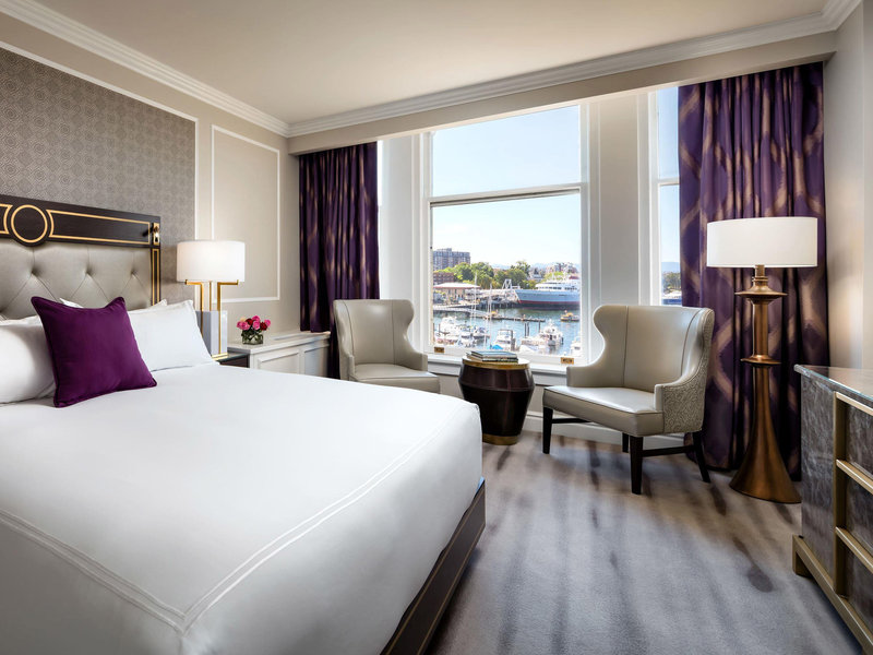 The Fairmont Empress-Guest Room<br/>Image from Leonardo