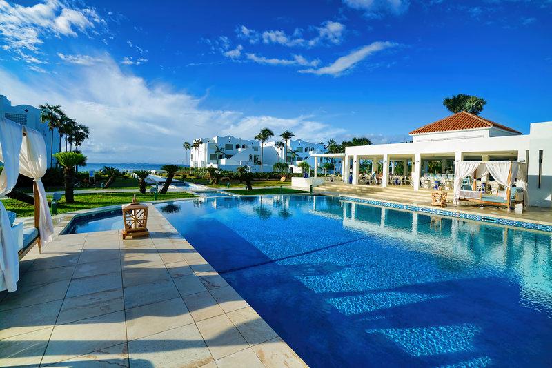 CuisinArt Golf Resort & Spa.-Cuisin Art Pool And Mosaic Restaurant<br/>Image from Leonardo