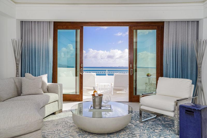 CuisinArt Golf Resort & Spa.-Beachfront One Bedroom Living Room<br/>Image from Leonardo