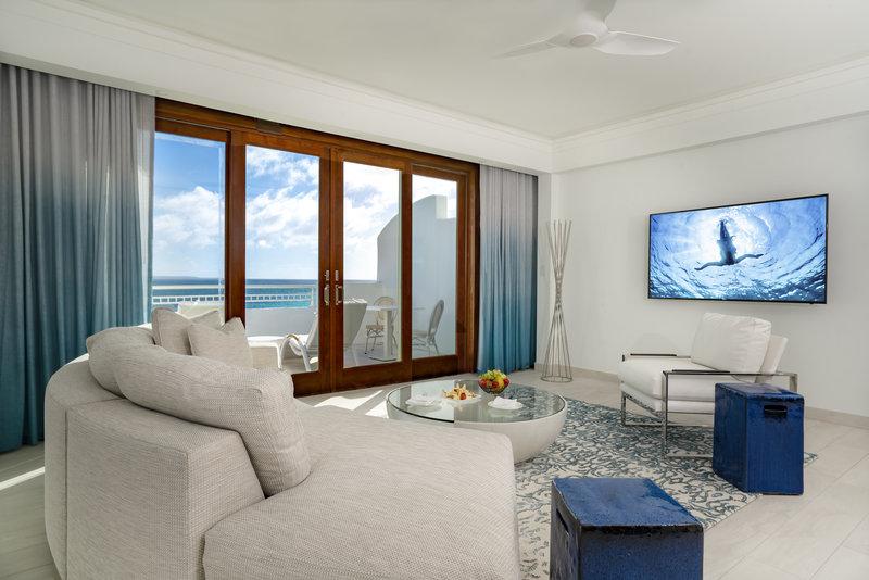 CuisinArt Golf Resort & Spa.-Beachfront Two BRLiving Room<br/>Image from Leonardo
