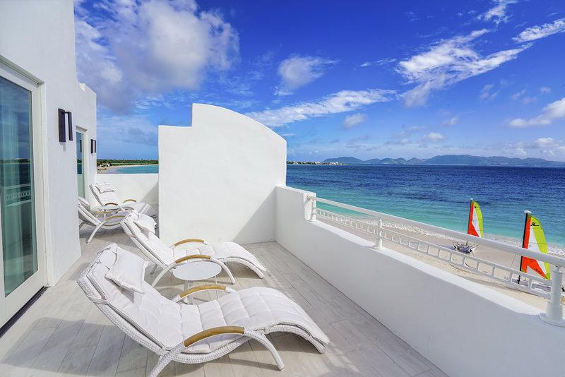 CuisinArt Golf Resort & Spa.-Beachfront Suite Balcony<br/>Image from Leonardo