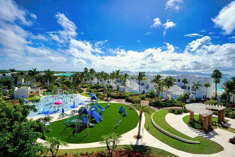 CuisinArt Golf Resort & Spa.-CuisinArt Splashpad Aerial<br/>Image from Leonardo