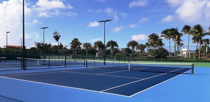 CuisinArt Golf Resort & Spa.-Cuisin Art New Tennis Courts<br/>Image from Leonardo