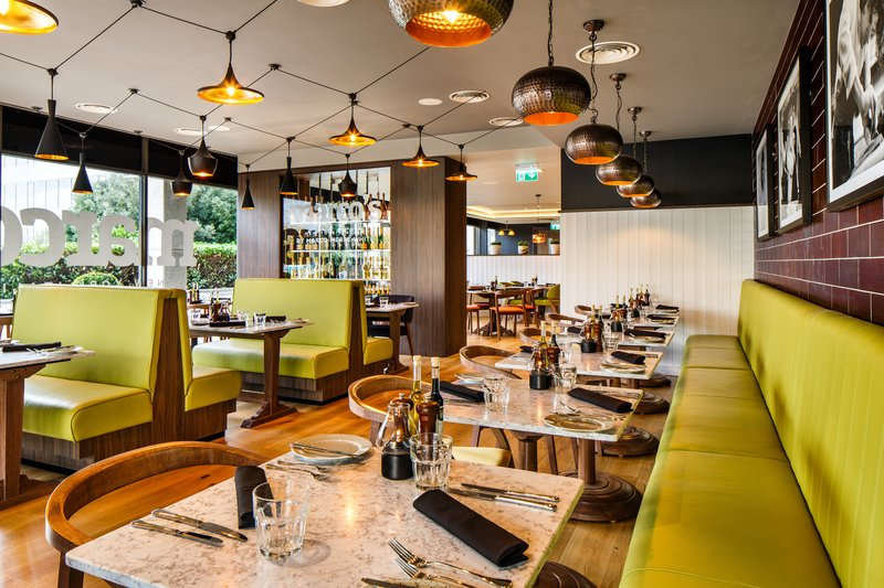 Holiday Inn Milton Keynes - Central-Marco's Restaurant<br/>Image from Leonardo
