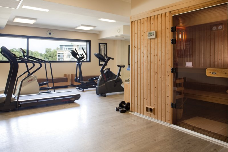 Crowne Plaza Lille - Euralille-Sauna and fitness<br/>Image from Leonardo