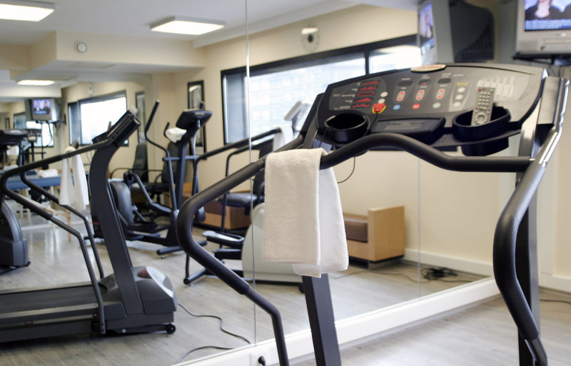 Crowne Plaza Lille - Euralille-Sauna available in fitness room<br/>Image from Leonardo
