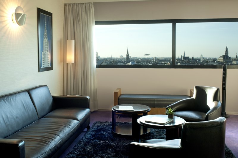 Crowne Plaza Lille - Euralille-Presidential Suite<br/>Image from Leonardo