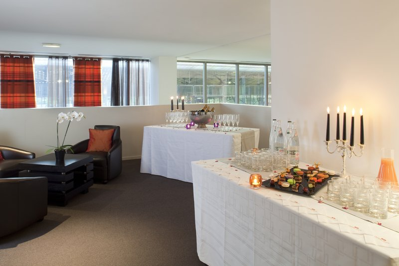 Crowne Plaza Lille - Euralille-Catering Services<br/>Image from Leonardo