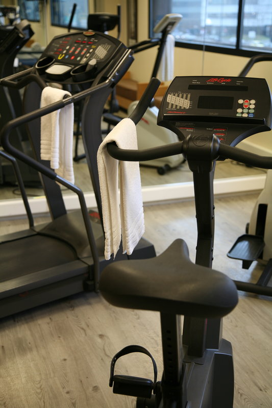 Crowne Plaza Lille - Euralille-Fitness Center<br/>Image from Leonardo